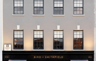Bird of Smithfield - London