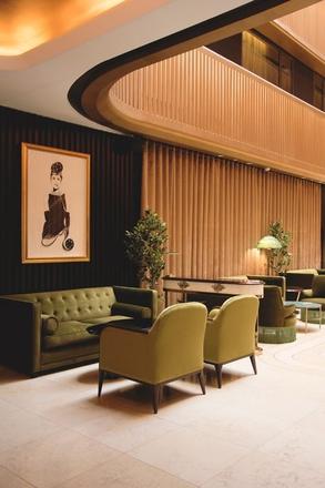 Jin, Dorsett Hotel - Shepherd's Bush