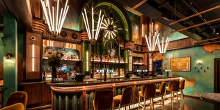 Electric Shuffle, Canary Wharf - Bar/Games Space
