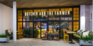 The Butcher and The Farmer, London - Restaurant