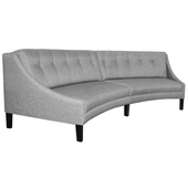 Ados Curved Sofa
