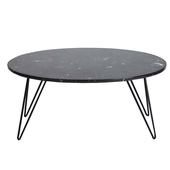 Anti-C Oval Coffee Table