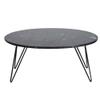 Anti-C Oval Coffee Table
