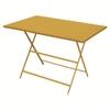 Arc en Ciel Rectangular Folding Table
