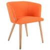 Athena Wood Armchair