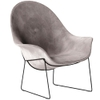 Atticus Metal Lounge Chair