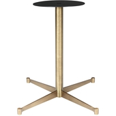 Brass Table Base