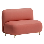 Buddy Sofa With Back