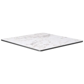 Carrara Solid Core Laminate Top