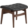 Chloe Tufted Low Stool