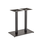 Contorno Twin (S/R) Table Base