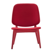 Doll 563 Lounge Chair