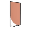 Free Standing Sunset Protective Dividing Screen