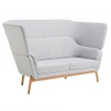 Harc High Back Sofa