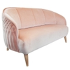 Huxley Sofa with Wooden Legs