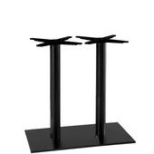 Inox 4460 Twin Dining Table Base