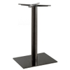 Inox Rectangular Table Base