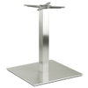 Inox Square Large Dining Table Base