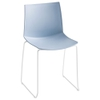 Kanvas Sled Side Chair