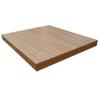 Laminate Table Top With Hardwood Edge
