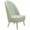 Lana A977 High Back Lounge Chair