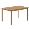 Linear Steel Dining Table