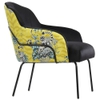 London Metal Lounge Chair