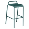 Luxembourg Barstool with Low Back