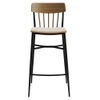 Naika Spindle Barstool