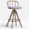 Nym Swivel Bar Stool