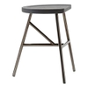 Puccio Metal Low Stool