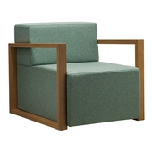 Quadra lounge Chair