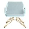 Rhombu Lounge Chair