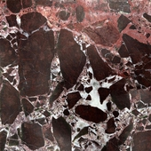 Rosso Levanto Marble Table Top
