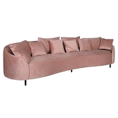 Rumba Curved Sofa