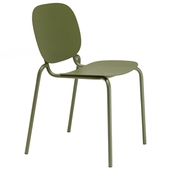 Si-si Metal Side chair