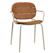 Si-si Wood Armchair