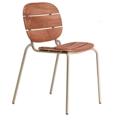 Si-si Wood Side Chair