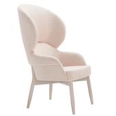 Spy 658 High Back Lounge Chair