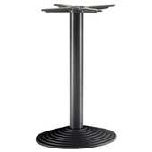 Step Round Small Table Base