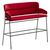 Strike High Bench Sofa
