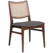 Sully Wicker Side Chair