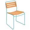 Surprising Teak Side Chair