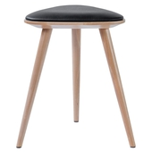 Triangle Low Stool