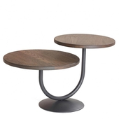 Twins Side Table
