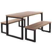 Unite Bench and Table