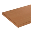 Veneer Table Top With Hardwood Edge