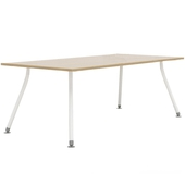 Visual Acute Meeting Table