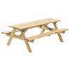 Woburn Picnic Table