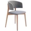 Wrap Wood Armchair
